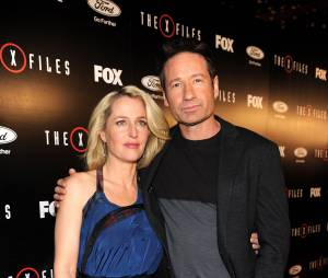X-Files : David Duchovny et Gillian Anderson en couple ?
