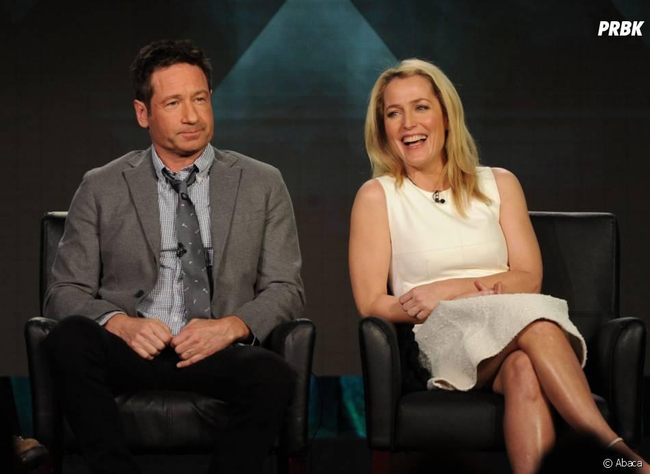 X-Files : David Duchovny et Gillian Anderson en couple ? La rumeur qui affole les fans