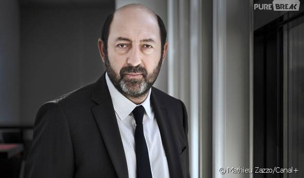 Baron Noir : Kad Merad n'aime pas la politique ni les séries