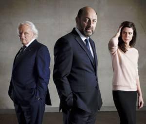 Baron Noir : Kad Merad, Niels Arestrup et Anna Mouglalis au casting