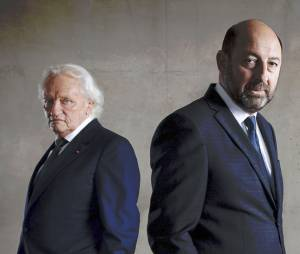 Baron Noir : Kad Merad face à Niels Arestrup dans la série de Canal+