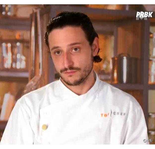 Top Chef 2016 : Pierre Meneau en colère contre M6