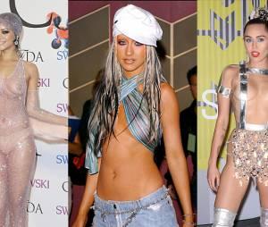 Miley Cyrus, Rihanna... 15 fois où les stars ont complètement craqué sur le tapis rouge