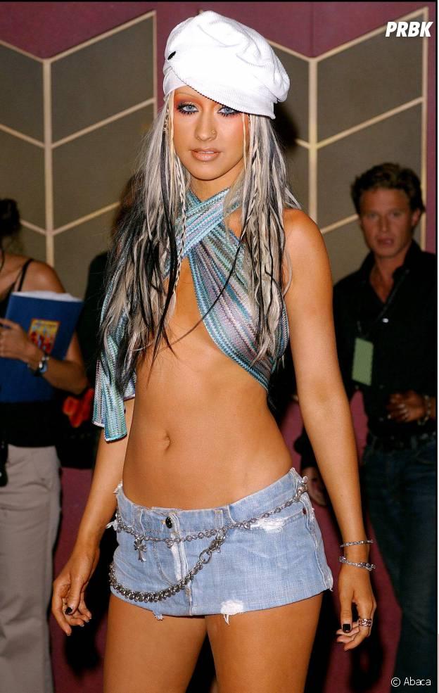 15 fois où les stars ont complètement craqué sur le tapis rouge : Christina Aguilera