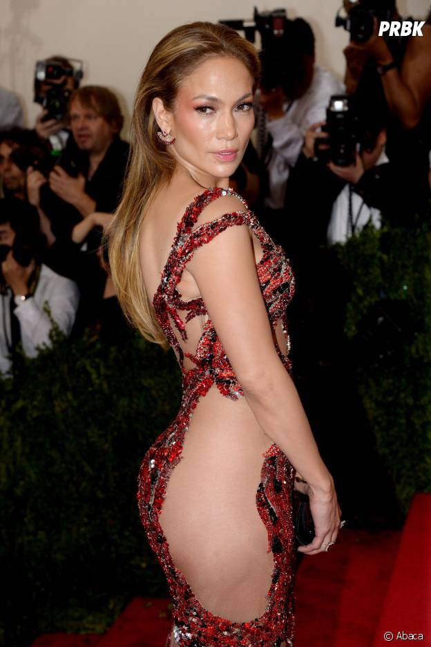 15 fois où les stars ont complètement craqué sur le tapis rouge : Jennifer Lopez
