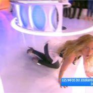 Enora Malagré se prend pour Shakira : sa danse sexy dans TPMP