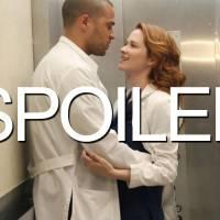 Grey's Anatomy saison 12 : quel futur pour April et Jackson ? La réponse de Sarah Drew