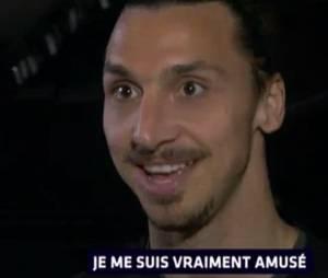 Zlatan Ibrahimovic aux Enfoirés : les coulisses de son passage