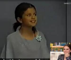 Selena Gomez gênée dans C à Vous, le 10 mars 2016, sur France 5
