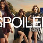 """Pretty Little Liars saison 7 : Aria, Hanna, Spencer """"feront les plus grosses erreurs de leurs vies"""""""