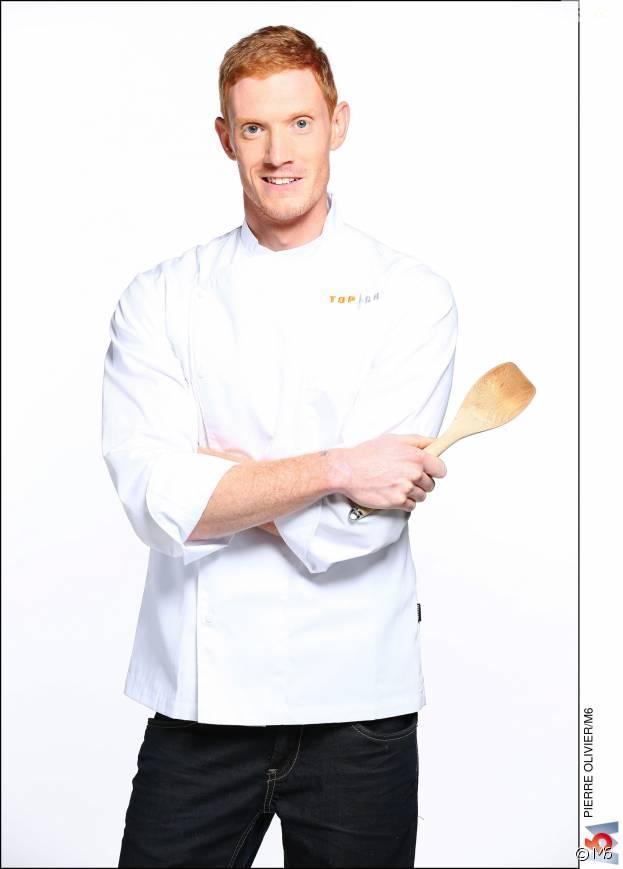 Top Chef 2016 :Thomas Murer tacleHélène Darroze