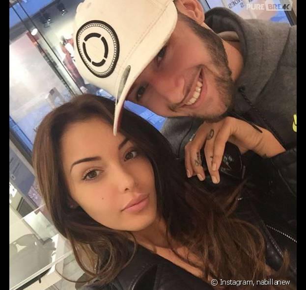 Nabilla Benattia et Tarek très complices sur Intagram