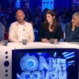 Léa Salamé gaffe lors de son interview de Franck Gastambide, dans ONPC, le 26 mars 2016, sur France 2