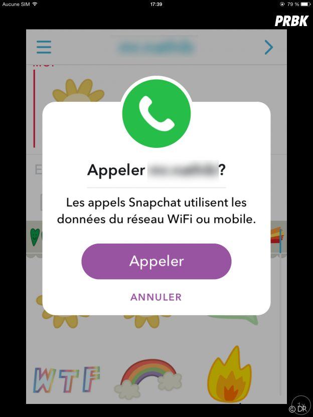 Snapchat : voici les nouvelles fonctionnalités