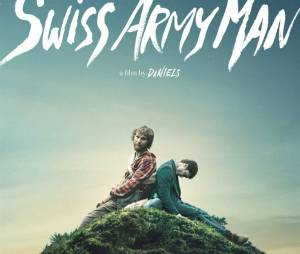 Swiss Army Man : l'affiche