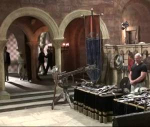 Game of Thrones : la reine d'Angleterre visite le plateau