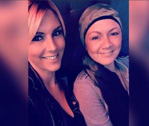 Amélie Neten et sa soeur Jen complices sur Instagram
