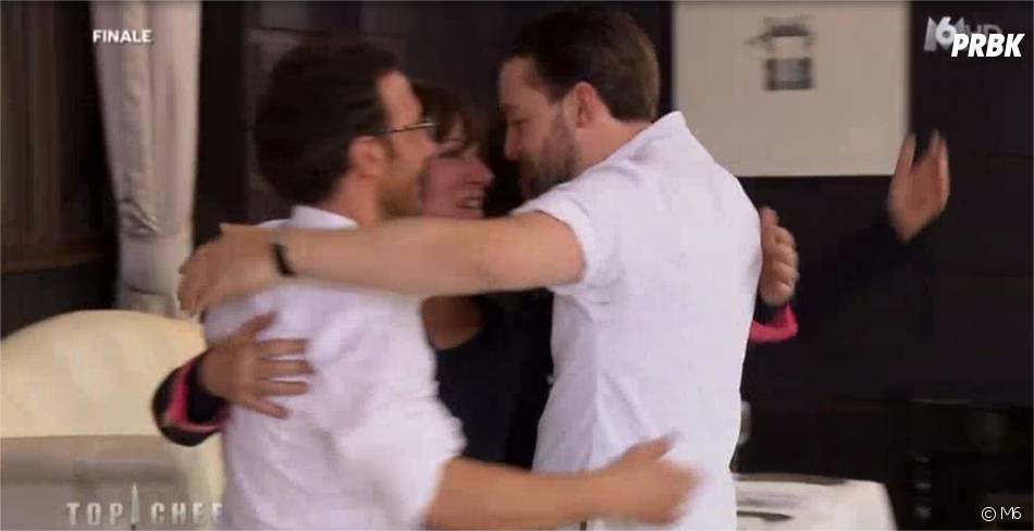Gagnant de Top Chef 2016 : Xavier Pincemin vainqueur