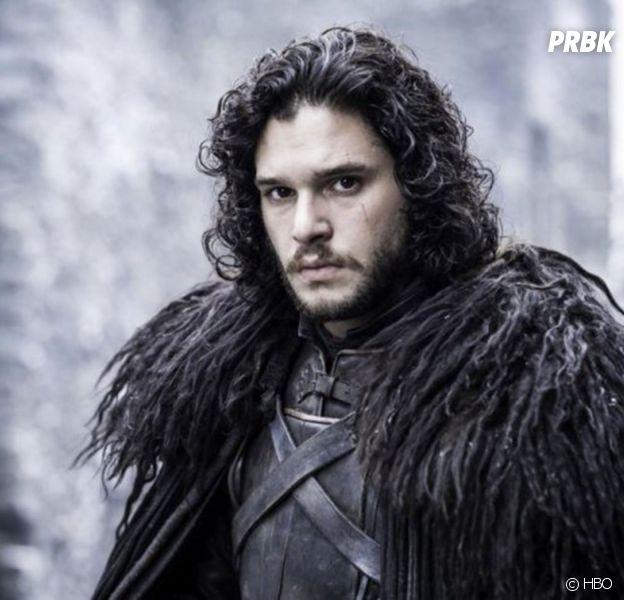 Game of Thrones saison 6 : Jon Snow mort à cause... de la grosse tête de Kit Harington