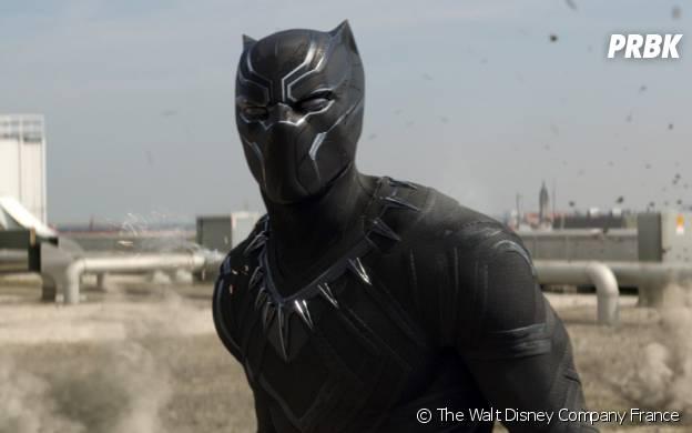 Captain America Civil War : Black Panther