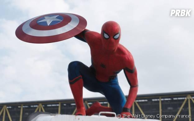 Captain America Civil War : Spider-Man