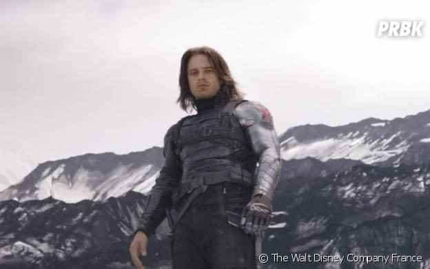 Captain America Civil War : Le Soldat de l'Hiver