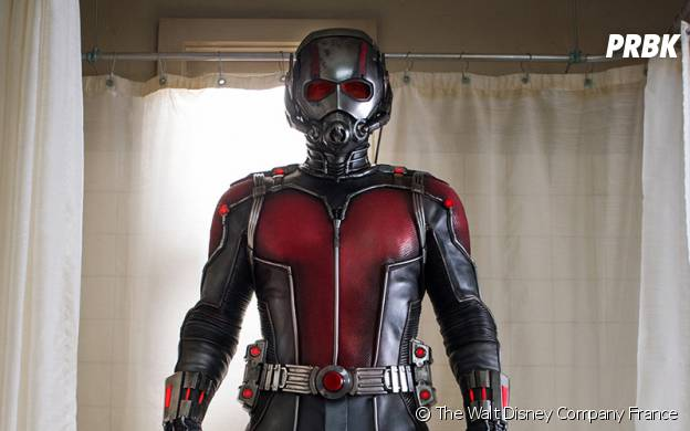 Captain America Civil War : Ant-Man
