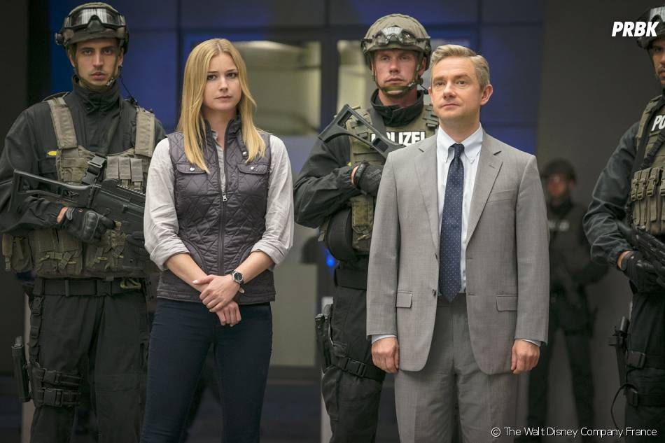 Captain America Civil War : Emily VanCamp et Martin Freeman au casting