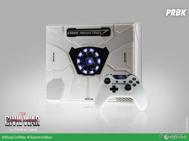 Xbox One Stark Industries