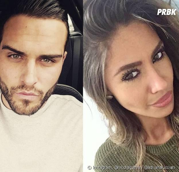 Nikola Lozina (Les Anges 8) serait en couple avec Adriana Lucciani d'après Public.