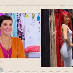 Les Reines du Shopping : Cristina Cordula et un vendeur remettent en place une candidate