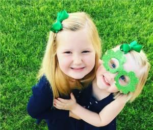 Jessica Capshaw (Grey's Anatomy) : ses deux adorables filles Eve et Poppy