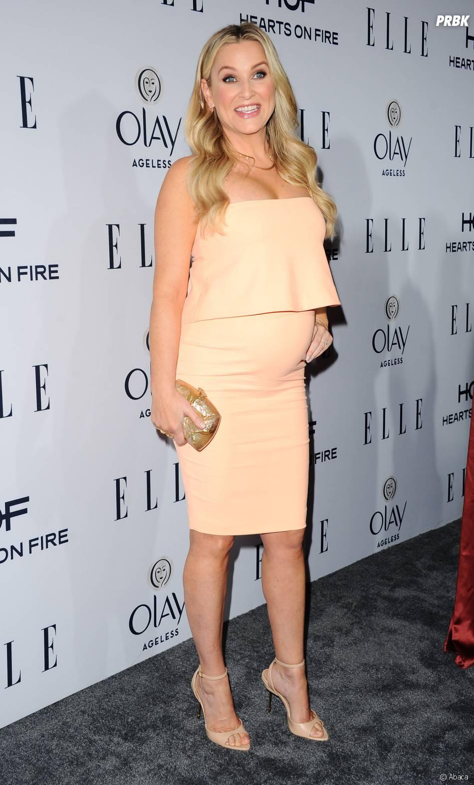 Jessica Capshaw (Grey's Anatomy) a accouché de son quatrième enfant