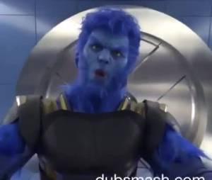 Le dubsmash des acteurs de X-Men : Apocalypse