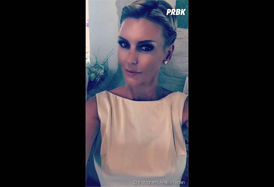 Amélie Neten sublime sur Instagram