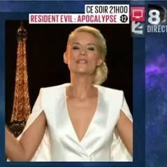"""Enora Malagré grillée : elle traite Elodie Gossuin de """"bouffone"""" en pensant être en off"""