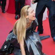 Festival de Cannes 2016 : palme de la plus belle chute sur le tapis rouge pour Petra Nemcova