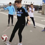 Footstyle (PSG) vs Street Lights (OM) : battle de freestyle avant la finale de Coupe de France