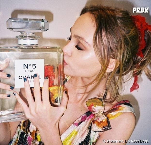 Lily Rose Depp : nouvelle égérie de Chanel