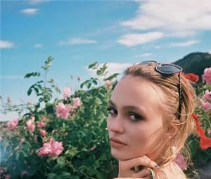 Lily Rose Depp devient la nouvelle égérie de la marque Chanel