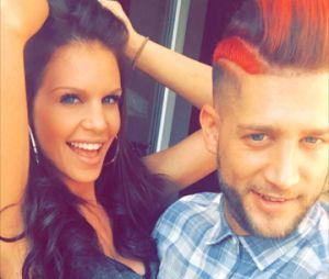 Paga dévoile une nouvelle couleur de cheveux