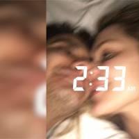 Katharine McPhee et Elyes Gabel (Scorpion) en couple : bisous et moments complices sur Snapchat