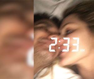 Katharine McPhee et Elyes Gabel en couple sur Snapchat