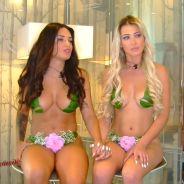 Aurélie Preston et Andréane (Les Anges 8) accusent Nehuda de propos homophobes