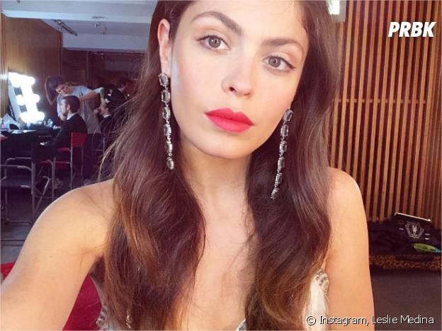 Leslie Medina est la cousine de Capucine Anav