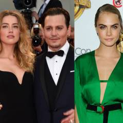 Johnny Depp et Amber Heard : un divorce à cause de Cara Delevingne ? La rumeur WTF