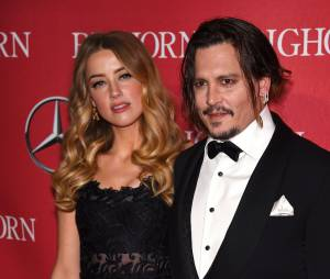 Amber Heard et Johnny Depp sont en guerre
