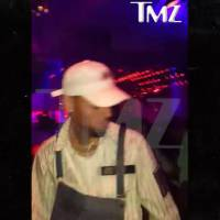 Chris Brown agresse violemment un Français à Cannes : la vidéo choquante