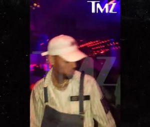 Chris Brown frappe violemment un Français à Cannes le 16 mai 2016 en boite de nuit