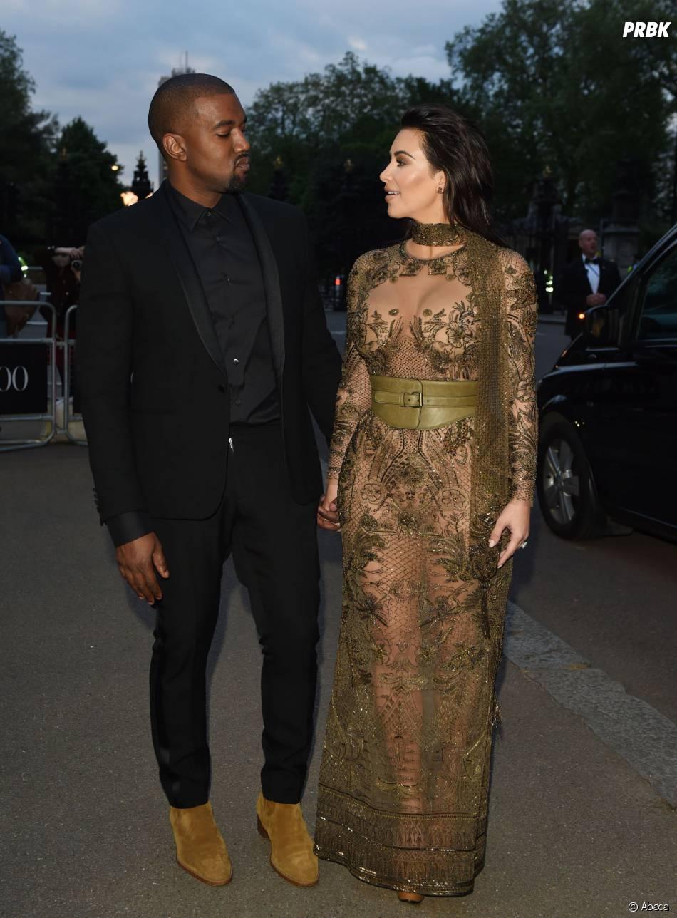 Kim Kardashian oblige Kanye West à se soigner ?